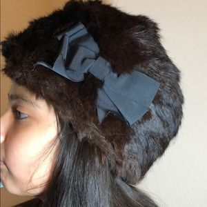 Accessories - Daily Chic Kids Real Fox Fur Hat
